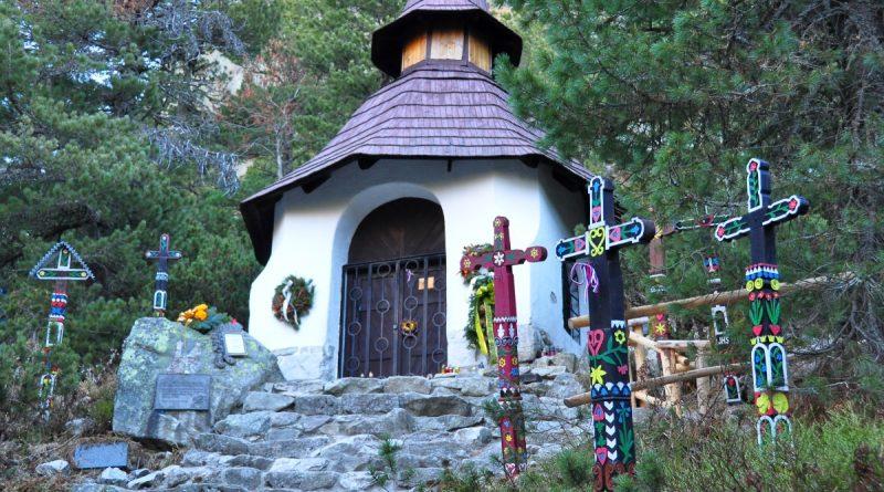 Symbolický cintorín pod Ostrvou, Popradské pleso