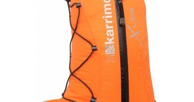Karrimor X Lite Backpack – s batohom behom cez hory