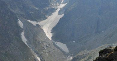 Medená kotlina - miesto ukrývajúce tatranský ľadovec