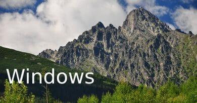 Microsoft v Tatrách, či Tatry v Microsoft-e?