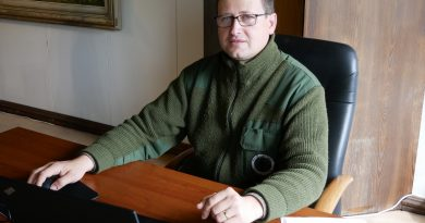 Ján Marhefka - riaditeľ ŠL TANAPu
