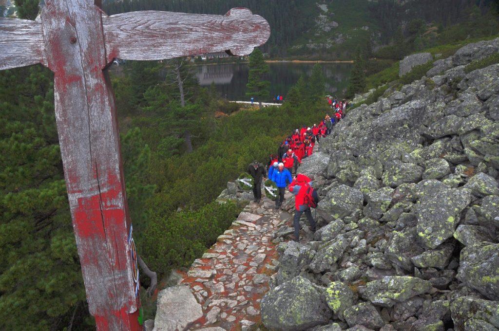 Každoročné jesenné uctenie obetí hôr