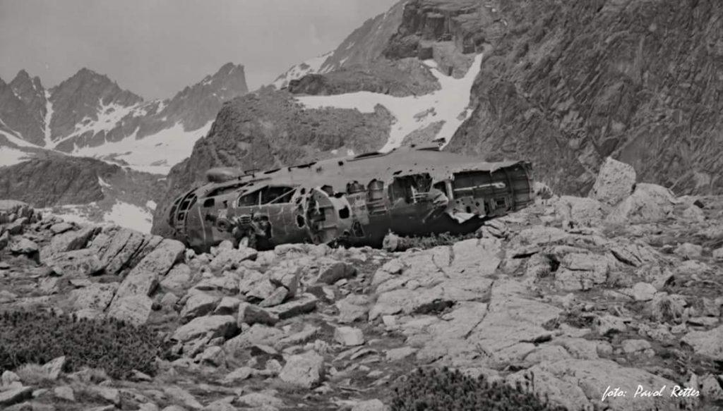 Smutná spomienka na pád vrtuľníka MI-4 vo -Veľkej Studenej doline 7.5.1969