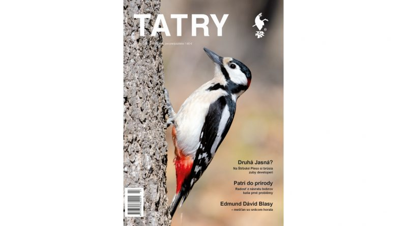 Časopis TATRY 04 2020