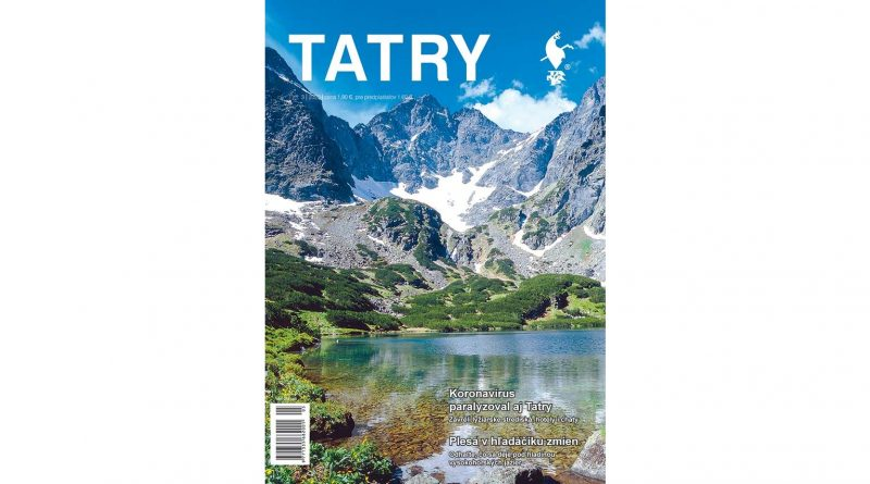 Časopis TATRY 03 2020