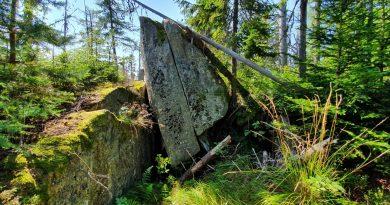 Zbojnícka skala dnes