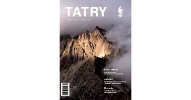 Časopis Tatry 05 2020