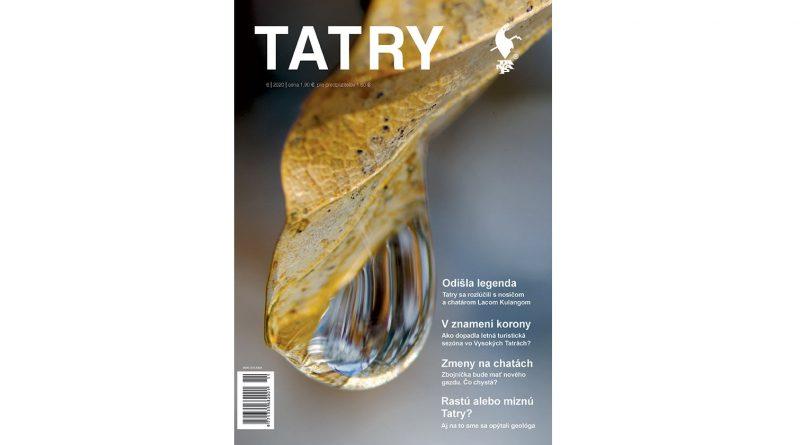 Časopis Tatry 06 / 2020