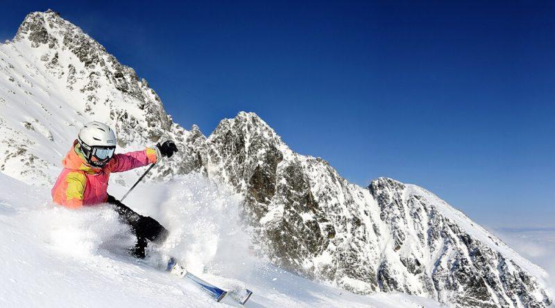 7 rád pre bezpečnú lyžovačku
