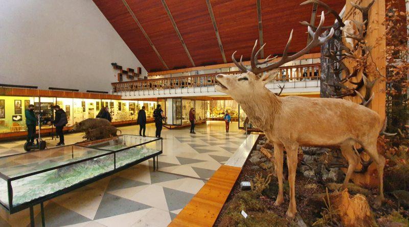 Múzeum TANAPu - Tatranská Lomnica
