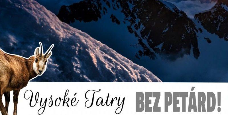 Vysoké Tatry bez petárd