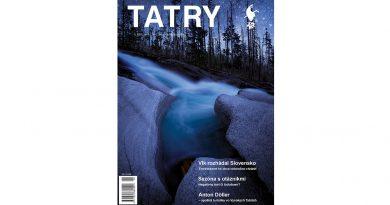 Časopis Tatry 1/2021