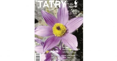 Časopis Tatry 3 / 2021