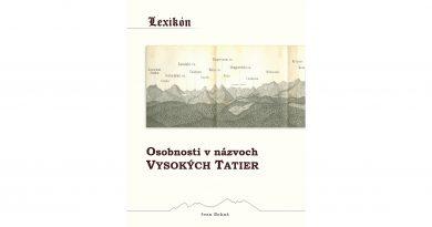 Osobnosti v názvoch Vysokých Tatier