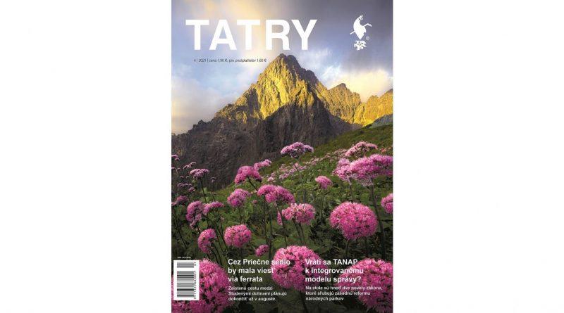 Časopis Tatry 4/2021