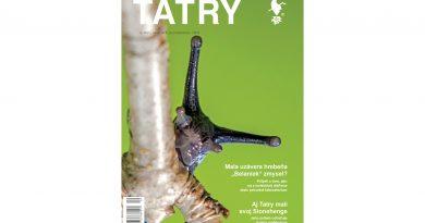 Časopis Tatry 5/2021