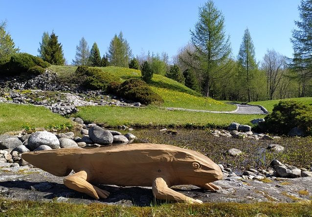 Botanická záhrada Vysoké Tatry, Tatranská Lomnica
